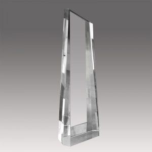 galvano cristal obelisco - empresas ctm
