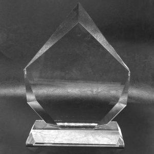 galvano de cristal gema