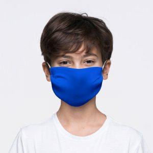 mascarilla para niños antifluidos