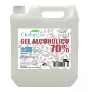 alcohol gel 5 lts